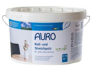 auro roll und streichputz 308 89 90. Black Bedroom Furniture Sets. Home Design Ideas