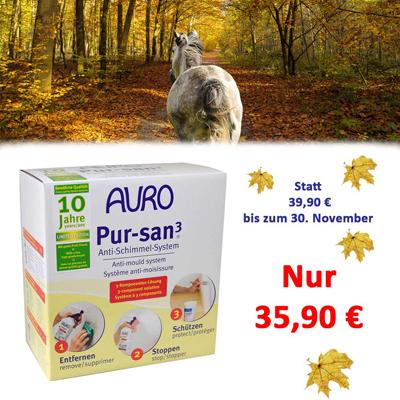 Auro Anti-Schimmel-System PurSan