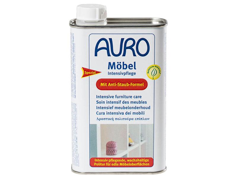 Auro Möbel Intensivpflege - pflegende, wachshaltige Politur, 15,90 €