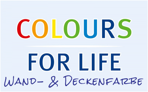 AURO COLOURS FOR LIFE - 555 Wand- und Deckenfarbe