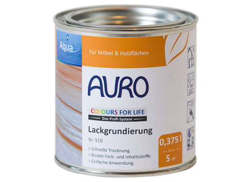 AURO COLOURS FOR LIFE Lackgrundierung Nr. 510
