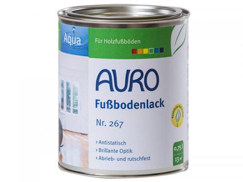 Fußboden Lack ~ Auro fußbodenlack nr u ac